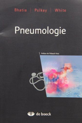 9782804102272: Pneumologie (De l'externat aux ECN)