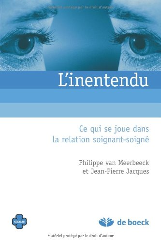 INENTENDU -L-: VAN MEERBEECK ED 09