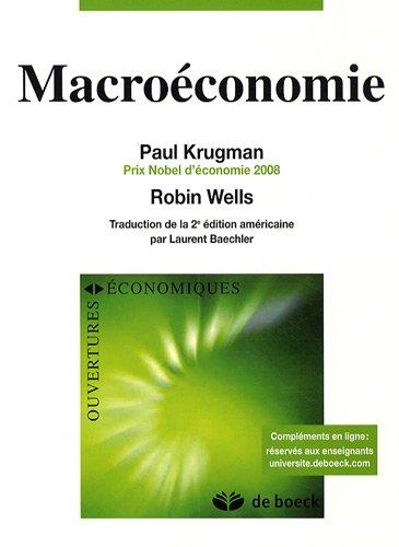 9782804104139: Macroéconomie