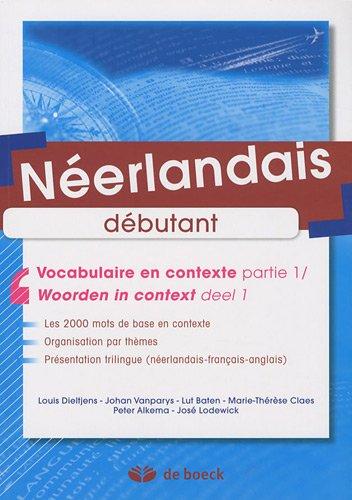 9782804104498: Néerlandais débutant