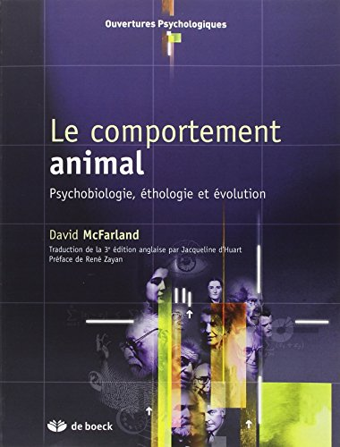 Le comportement animal (French Edition) (2804107094) by [???]