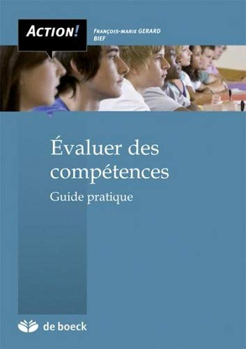 EVALUER DES COMPETENCES: GERARD 2E ED 2009