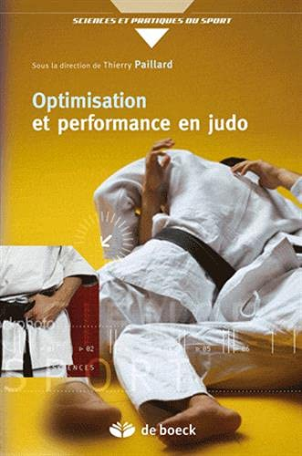 9782804107833: Optimisation de la performance sportive en judo