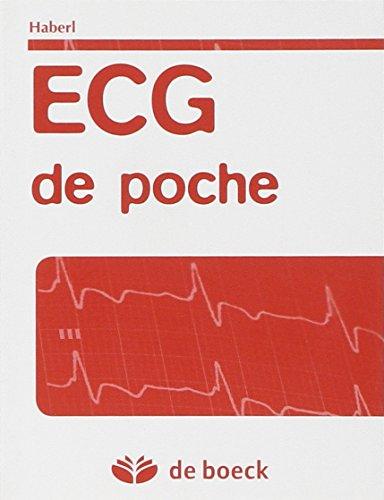 ECG DE POCHE: HABERL 1RE ED 2009