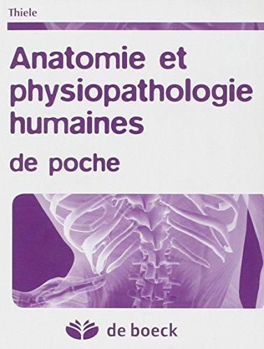 9782804107901: Anatomie et physiopathologie humaines