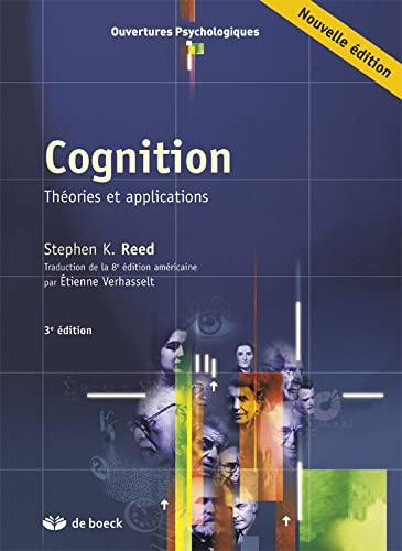 9782804123154: Cognition th�ories et applications