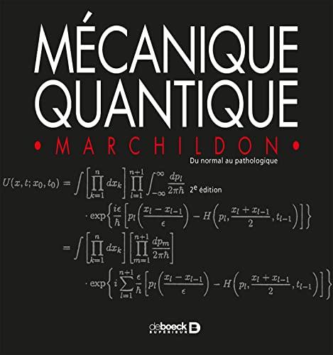 9782804133153: mecanique quantique