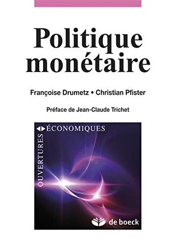 9782804135034: Politique Monétaire Strategies et Défis