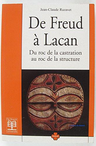 9782804135492: De Freud à Lacan