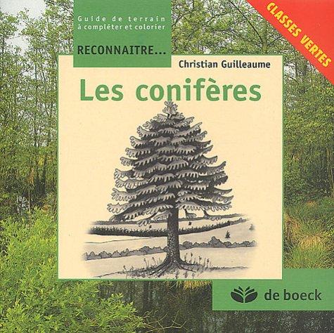 9782804142681: Les conifères (Reconnaître...)