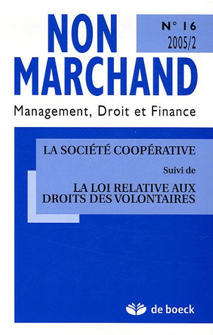 9782804147396: non marchand 2005/2- n.16 varia