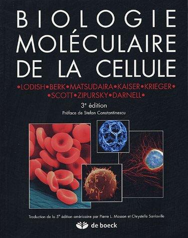 9782804148027: Biologie moléculaire de la cellule