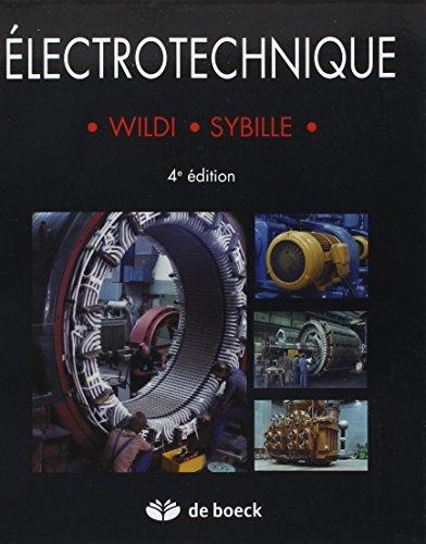 9782804148928: Électrotechnique