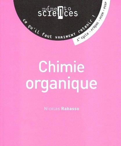 9782804155568: Chimie organique