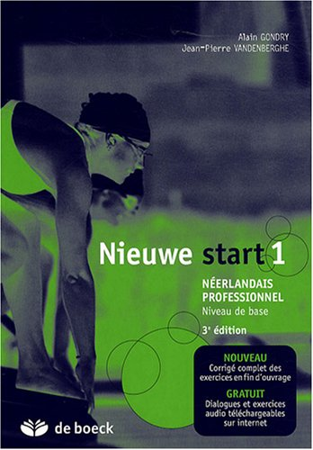 9782804157036: Nieuwe start 1 : Néerlandais professionnel Niveau de base