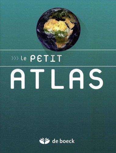 9782804157357: Le Petit Atlas