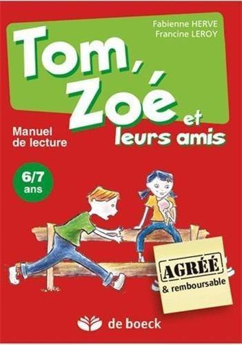 9782804159702: Tom, Zoe et Leurs Amis - Manuel de l'Eleve
