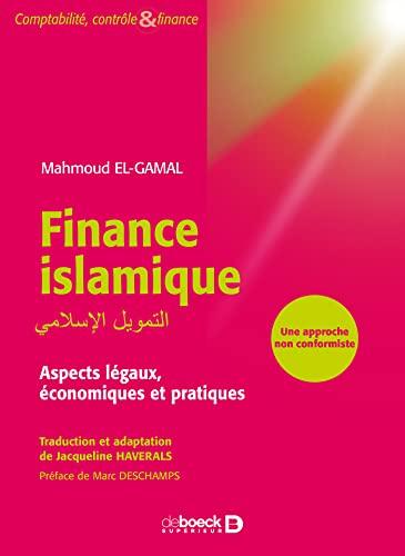 9782804161880: Finance islamique aspects l�gaux, �conomiques et pratiques