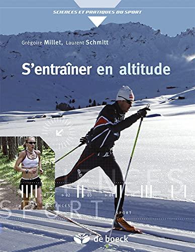 S ENTRAINER EN ALTITUDE: MILLET SCHMITT