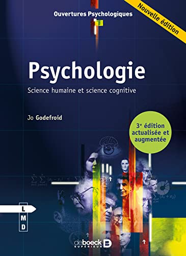 PSYCHOLOGIE: GODEFROID 3E ED 2011