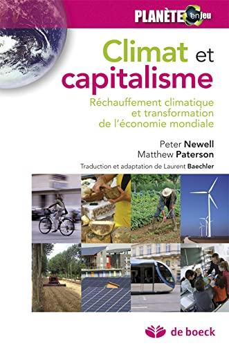 CLIMAT ET CAPITALISME: NEWELL PATERSON ED11