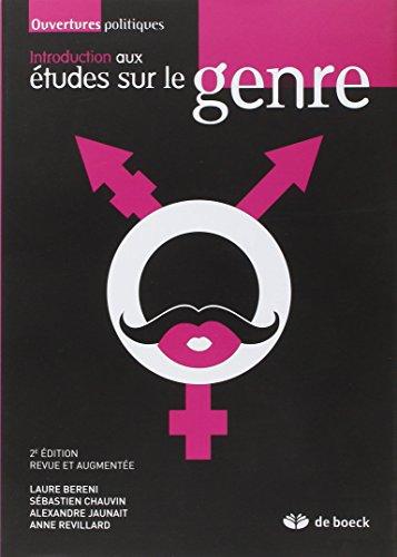 9782804165901: introduction aux études sur le genre (2e édition)