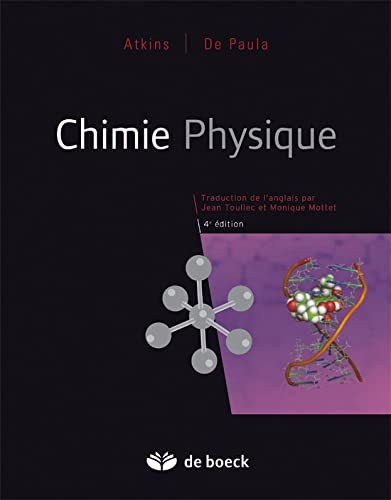 9782804166519: Chimie physique
