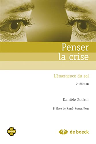 PENSER LA CRISE: ZUCKER 2E ED 2012