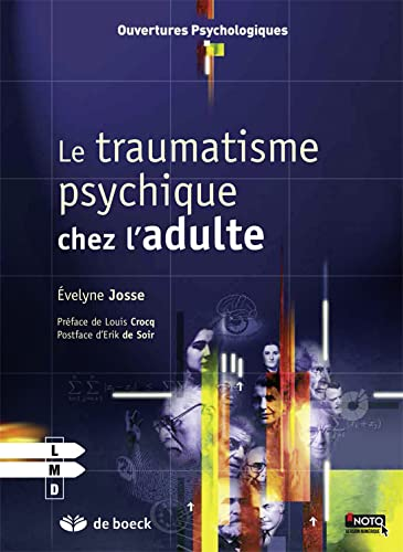 TRAUMATISME PSYCHIQUE CHEZ L ADULTE: JOSSE 1RE ED 2014