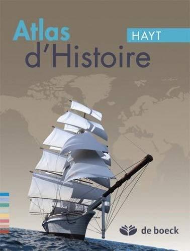 9782804170639: atlas d'histoire
