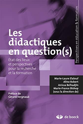 9782804171179: Les didactiques en questions