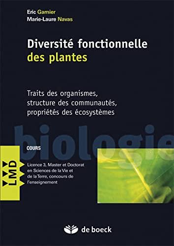 9782804175627: Biodiversite fonctionnelle des plantes
