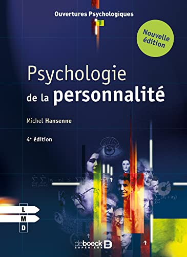 9782804176082: Psychologie de la Personnalit�