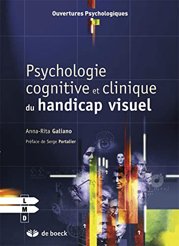 PSYCHOLOGIE COGNITIVE ET CLINIQUE HANDIC: GALIANO 1RE ED 2013