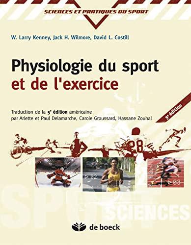 9782804177737: Physiologie du sport et de l'exercice (Sciences et pratiques du sport)