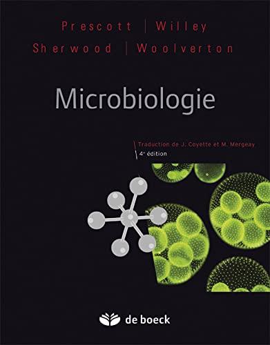MICROBIOLOGIE: PRESCOTT 4E ED 2013