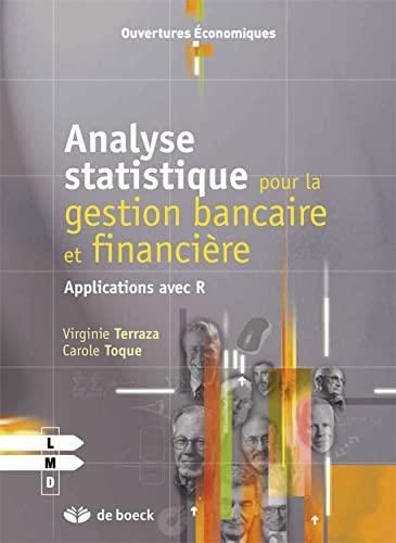 ANALYSE STATISTIQUE POUR LA GESTION BANC: TERRAZA TOQUE 2013