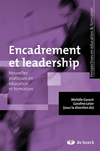 ENCADREMENT ET LEADERSHIP: GARANT LETOR ED 2014