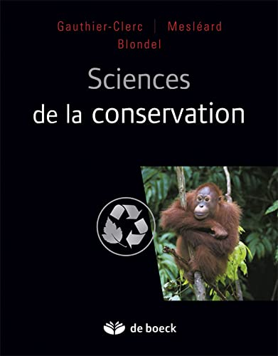 9782804184902: Sciences de la conservation