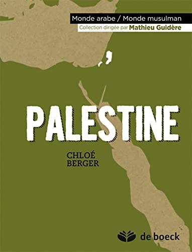 PALESTINE: BERGER 1RE ED 2014