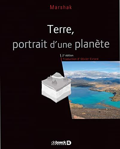 9782804188092: Terre, portrait d'une planete