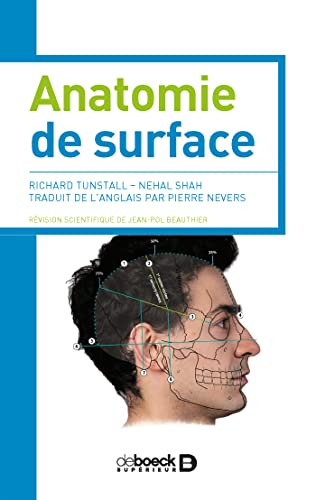 9782804188146: Anatomie de surface