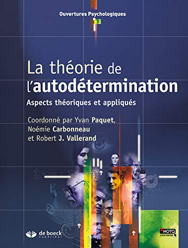 THEORIE DE L AUTODETERMINATION -LA-: COLLECTIF 1RE ED 16