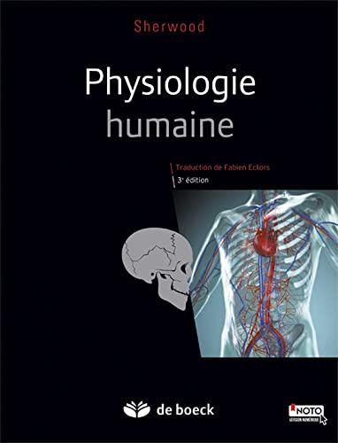 9782804189969: Physiologie humaine (Anatomie physiologie)