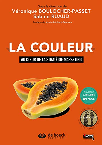 la couleur - au coeur de la stratégie marketing