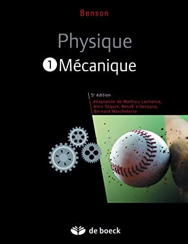 9782804193690: Physique : Tome 1, M�canique