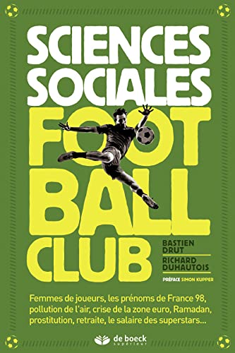 9782804193980: Sciences sociales football club