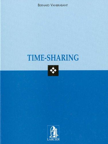 time-sharing: Bernard Vanbrabant