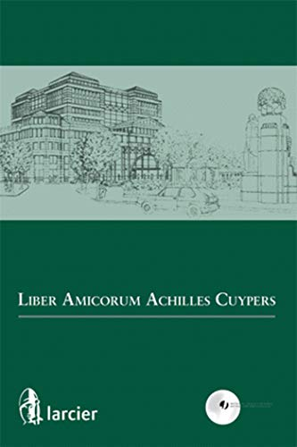 Liber Amicorum Achilles Cuypers: Jean Cattaruzza