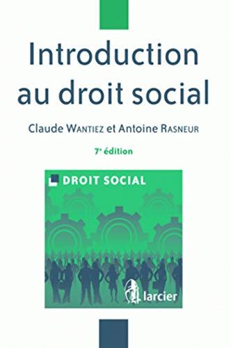 9782804427078: Introduction au droit social